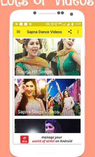 Sapna Chaudhary Videos:- Sapna Dance Videos 1