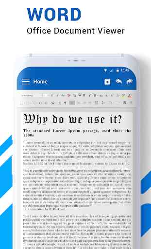 Word Office – Docs Reader, Document Viewer & PDF 2