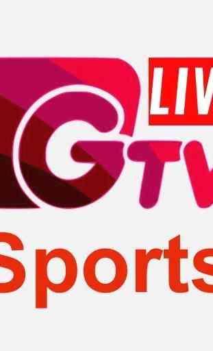 Gazi Tv Live Gtv Sports - Live Cricket Tv HD 1