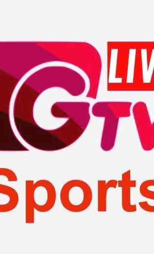 Gazi Tv Live Gtv Sports - Live Cricket Tv HD 2