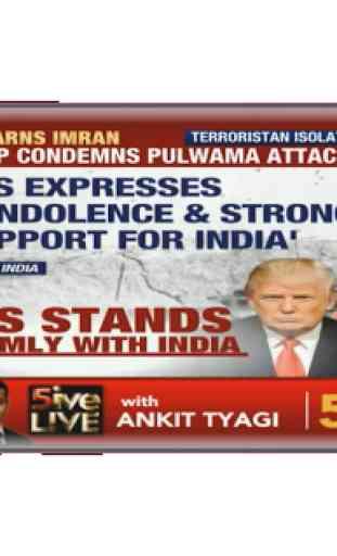 Hindi News Live TV 24x7 - Hindi News TV LIVE 2