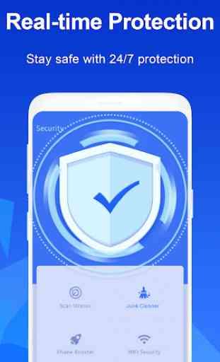 Super Security – Antivirus, AppLock, Virus Cleaner 2