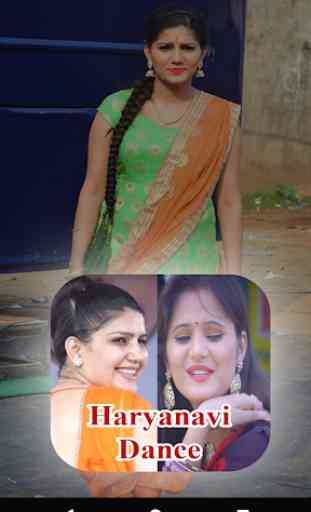Haryanavi songs - Sapna Chaudhary video dance 1