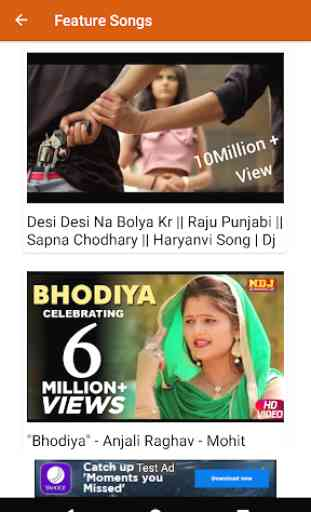 Haryanavi songs - Sapna Chaudhary video dance 4