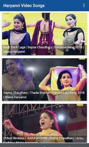 Haryanvi video, Sapna Choudhary and RC dance 1