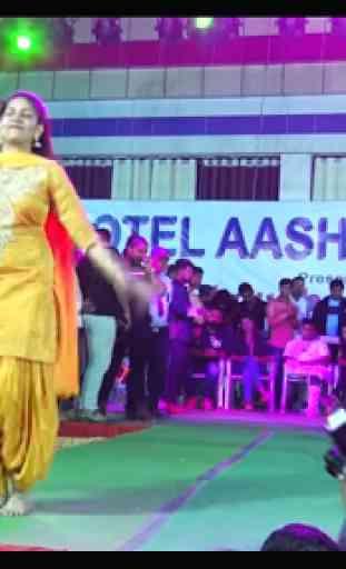 Haryanvi video, Sapna Choudhary and RC dance 3