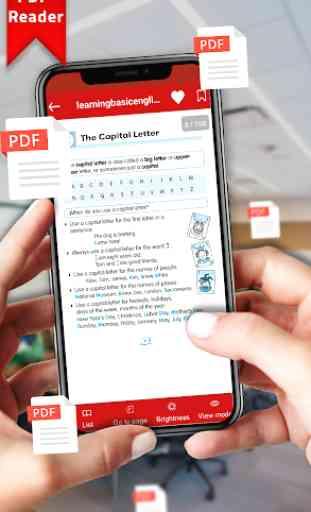 PDF Reader for Android: PDF Editor & Scanner 2020 1
