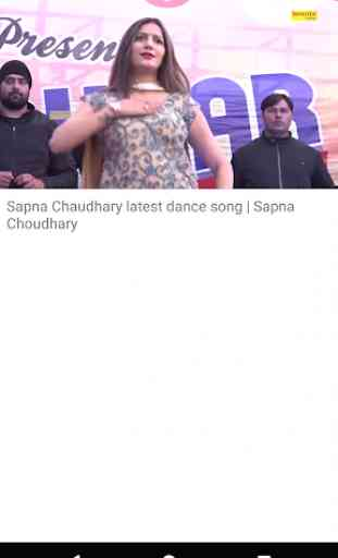 Sapna Chaudhary song - Sapna ke gane 4
