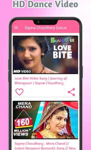 Sapna Chaudhary videos – Sapna Choudhary dance 2