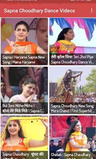 Sapna Choudhary Dance Videos - Haryanvi Videos 2