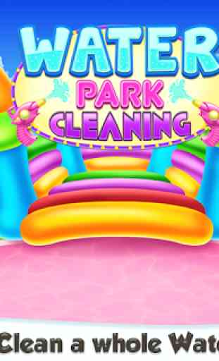 Water Park Cleaning 1