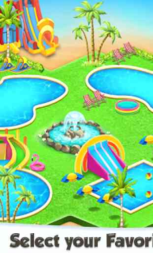 Water Park Cleaning 2