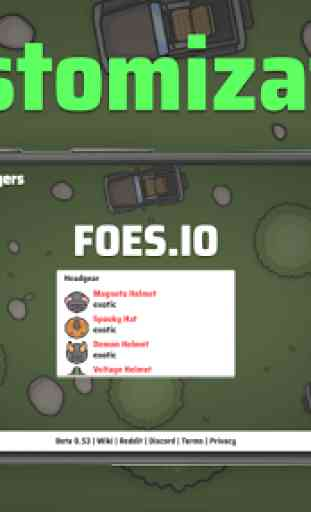 Foes.io (Official) 4