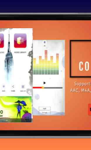 Audio Converter (MP3, AAC, WMA)-Fast Mp3 Convert 1