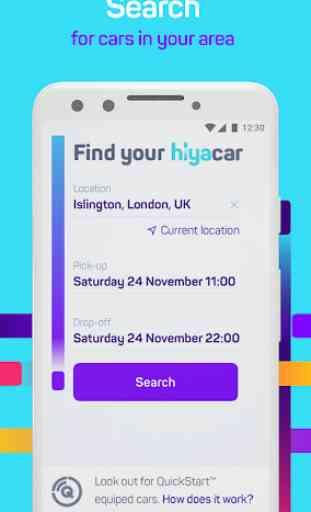 hiyacar – Peer to Peer Car Hire in London & the UK 1