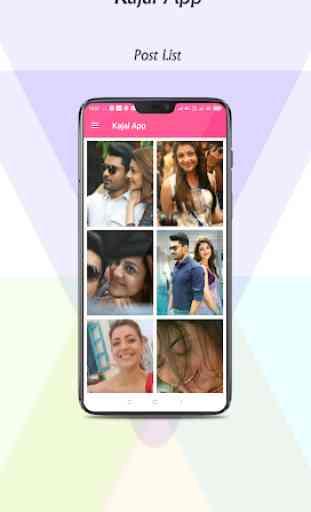Kajal App 3