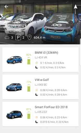 Avant2Go Car Sharing 2