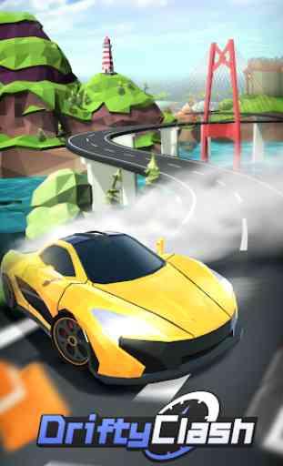 Drifty Clash 1
