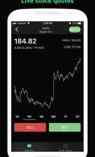 StockMarketSim - Stock Market Simulator 3