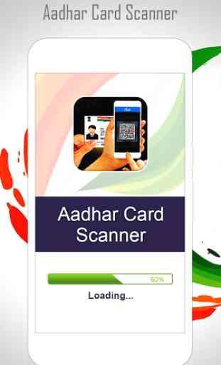 QR & AdhrCard Scanner:QR Code Scanner 1