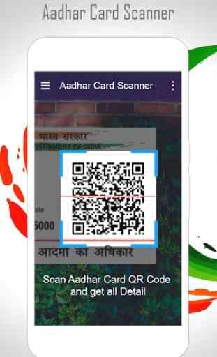 QR & AdhrCard Scanner:QR Code Scanner 2