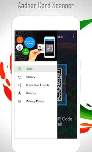 QR & AdhrCard Scanner:QR Code Scanner 3