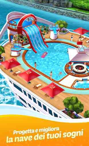 The Love Boat: Puzzle Cruise – Your Match 3 Crush! 1