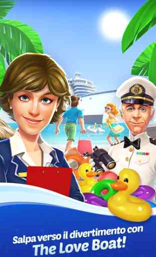 The Love Boat: Puzzle Cruise – Your Match 3 Crush! 3