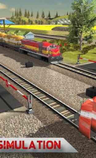 Train Race 3D 1