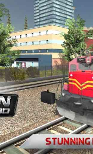 Train Race 3D 3