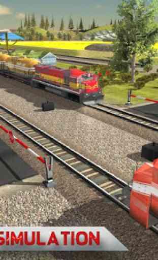 Train Race 3D 4