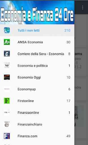 Economia e Finanza 24 ore 1