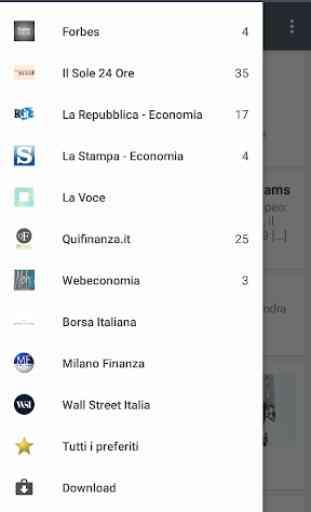 Economia e Finanza 24 ore 2