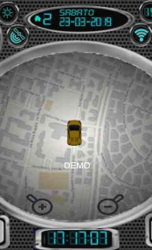GIanGI Car Launcher 4
