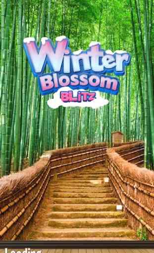 Winter Blossom Blitz 1