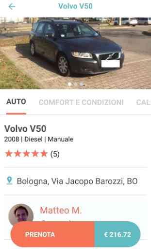 Auting - car sharing tra privati 4