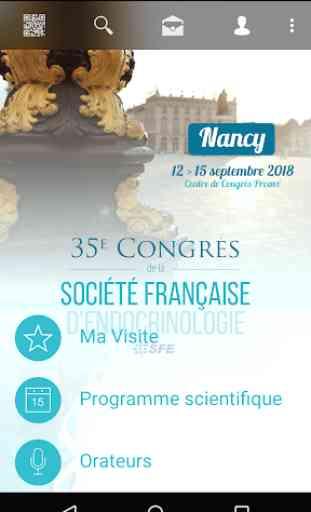 Congrès SFE Nancy 2018 1