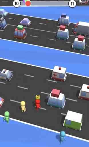 Road Race 3D 2