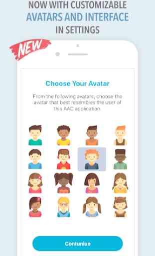 Leeloo AAC - Autism Speech App for Non-Verbals 1
