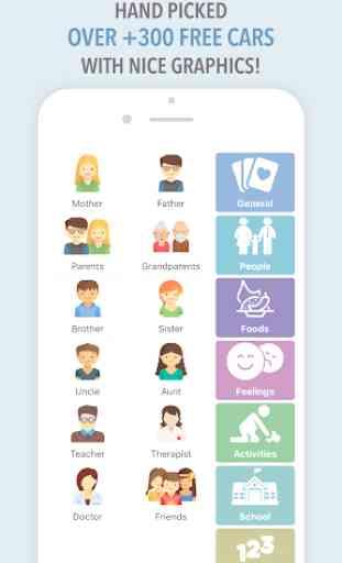 Leeloo AAC - Autism Speech App for Non-Verbals 3