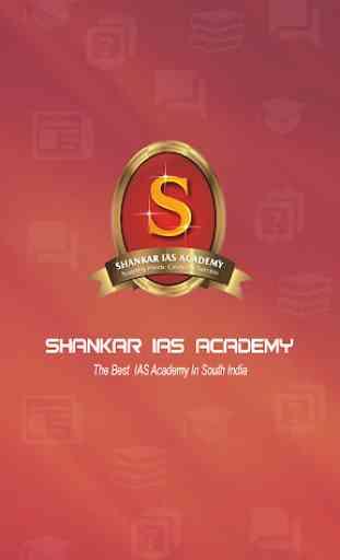 Shankar IAS Academy - Chennai 1