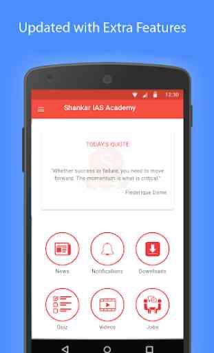 Shankar IAS Academy - Chennai 3