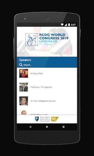 RCOG World Congress 2019 3