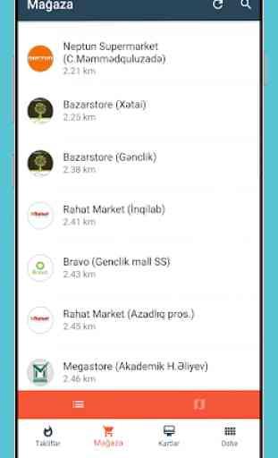 MARKOD:  Market Endirimləri Telefonunda. 4