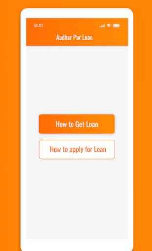 Aadhar Loan - Loan on Aadhar Card Guide 4