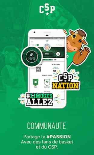 Limoges CSP 2