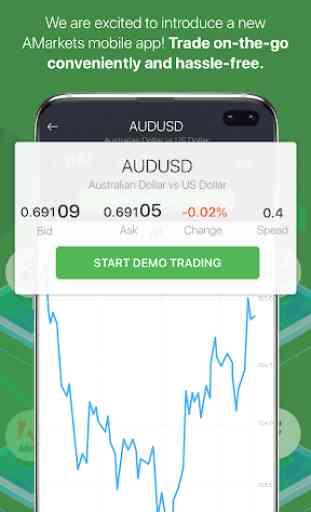 AMarkets - Online Trading In Financial Markets 1