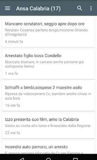 Calabria notizie gratis 4