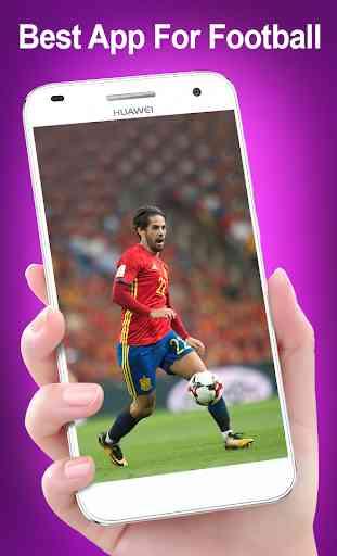 Calcio in diretta TV Euro 1