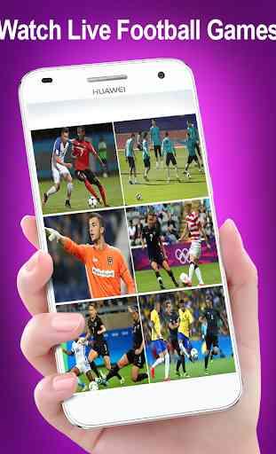 Calcio in diretta TV Euro 2